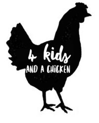 Four Kids and a Chicken