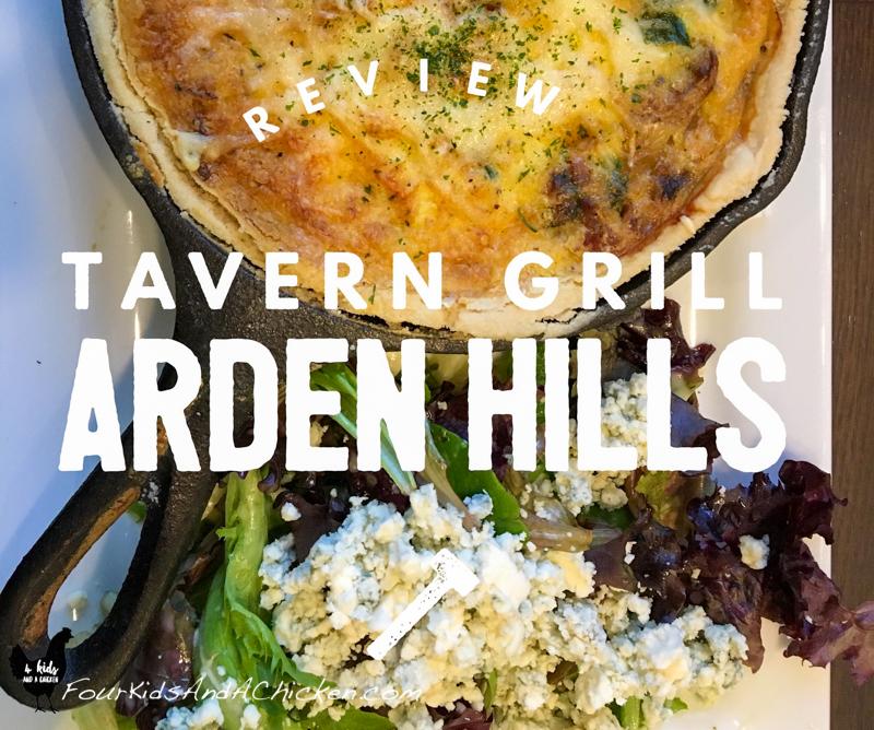 Tavern Grill Restaurant Arden Hills
