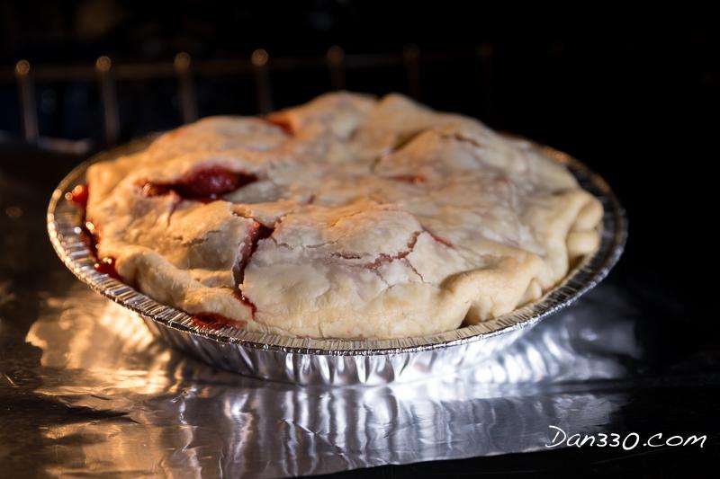 strawberry pie for the piecaken.